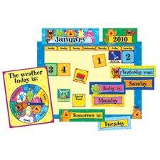 Jungle Calendar Kit