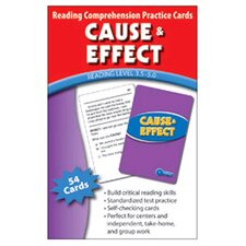 Cause & Effect Practice Cards
