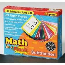 Math In A Flash Subtraction Flash