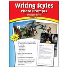 Writing Styles Photo Prompts Gr 4 &