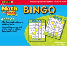 Math In A Flash Bingo Division