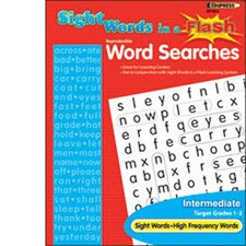 Sight Word Searches Intermediate