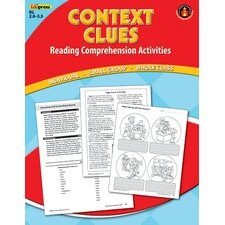 Context Clues Comprehension Book