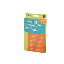 Reading Projects Fiction Book
