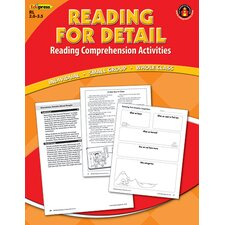 Reading Detail Comprehension Bk Red