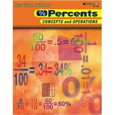 Percents Concepts & Operations