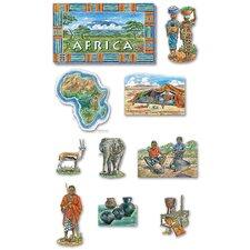 Africa Bb Set (Set of 62)