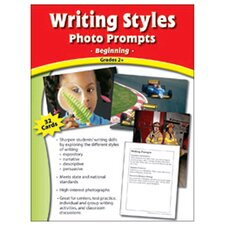 Writing Styles Photo Prompts Gr 2 &
