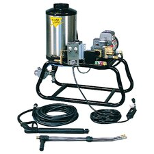 ST Series 2500 PSI Hot Water Natural Gas Pressure Washer