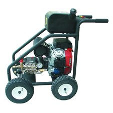 5000 PSI Cold Water Gas Pressure Washer with Honda Electric Start Engine