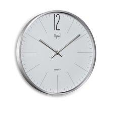 """12"""" Aluminium Wall Clock"""