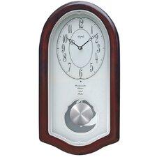 Shaped Modern Case Wall Clock