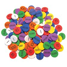 Place Value Disks Gr 1-3