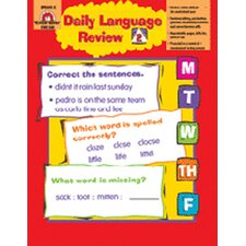 Daily Language Review Gr 2