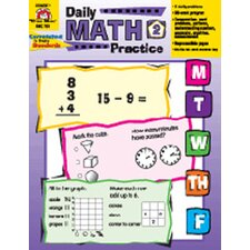 Daily Math Practice Gr 2