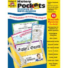 History Pockets Explorers Of North