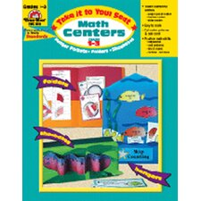 Math Centers Gr 1-3 Take It To your