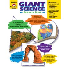 <strong>Evan-Moor</strong> Giant Science Resource Book Gr 1-6