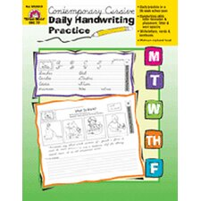 Daily Handwriting Contemp. Cursive