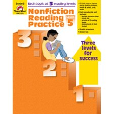 <strong>Evan-Moor</strong> Nonfiction Reading Practice Gr 5