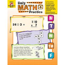 Daily Math Practice Gr 4