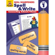 Skill Sharpeners Spell & Write Gr 1