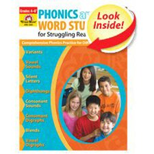 Phonics & Word Study For Struggling
