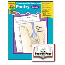 Read & Understand Poetry Gr 3-4