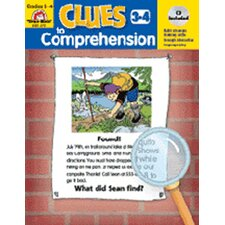 Clues To Comprehension Gr 3-4
