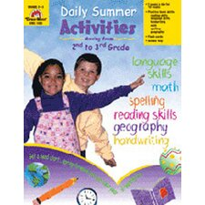 Daily Summer Activities Gr 2-3