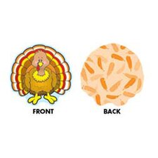 Turkey Cut-outs - Mini - Single All