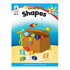 Shapes Home Workbook Gr Pk-k