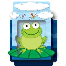 Frogs Pop Its Pocket