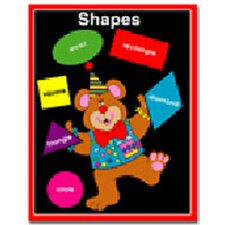 <strong>Frank Schaffer Publications/Carson Dellosa Publications</strong> Chartlet Shapes 17 X 22