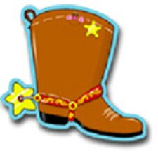 Novel Note Cowboy Boot 50 Shts