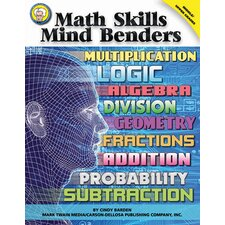 Math Skills Mind Benders Bb Set