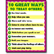 Chartlet 10 Great Ways To Treat