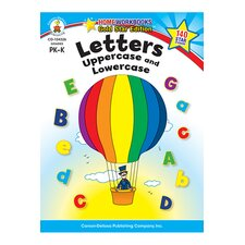 Letters Uppercase & Lowercase Home