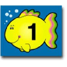 Calendar Cover-ups Fish 36/pk
