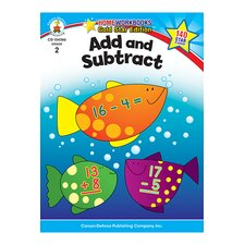 Add & Subtract Home Workbook Gr 2