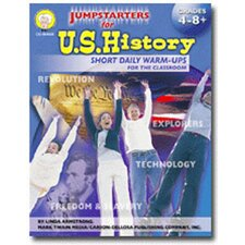 Jumpstarters For Us History Gr 4-8
