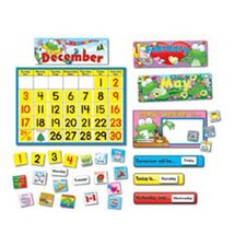 Frog Calendar Bb Sets Calendar