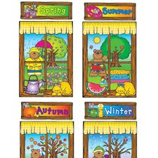 Four Seasons Windows Bb Set