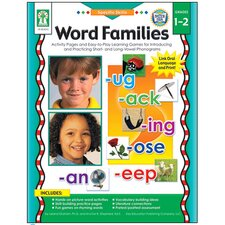 Specific Skills Word Families Gr1-2