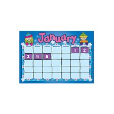 <strong>Frank Schaffer Publications/Carson Dellosa Publications</strong> DJ Kids Calendar Kit BB Set