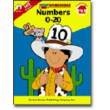 Numbers 0 20 Workbook