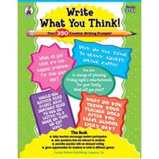 Write What You Think Books