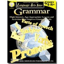 Language Arts Tutor Grammar Gr 4-8
