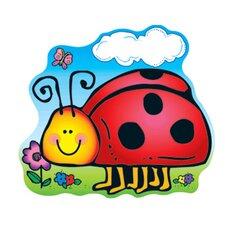 Two Sided Dec Ladybug