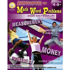Jumpstarters For Math Word Problems